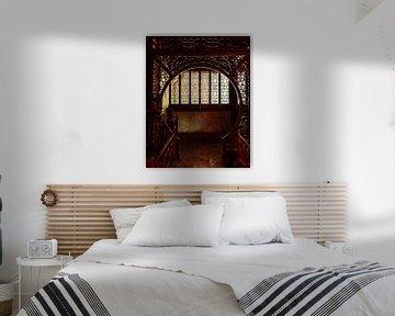 Chinesisches Fenster von Anouschka Hendriks