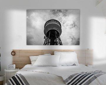 Wasserturm in Goes von Patrick Verhoef