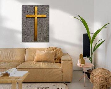 Kruis uit vaticaan van Atelier Liesjes