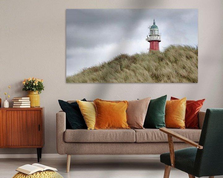 Impression: Le phare de Scheveningen sur Edwin Muller