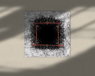 natürliches Quadrat von Dray van Beeck