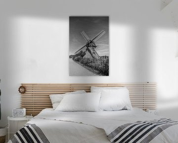 Windmühle von Agostino Lo Coco