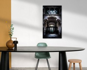 Hallway of Confessions van David Smets