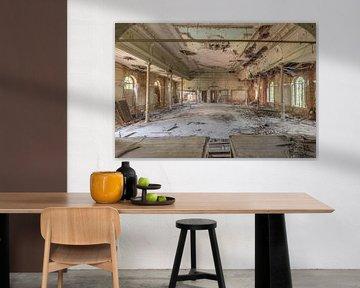 Tanzsaal aus der Vergangenheit von John Noppen
