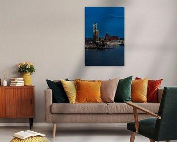 Maastoren Rotterdam van Rob van der Teen