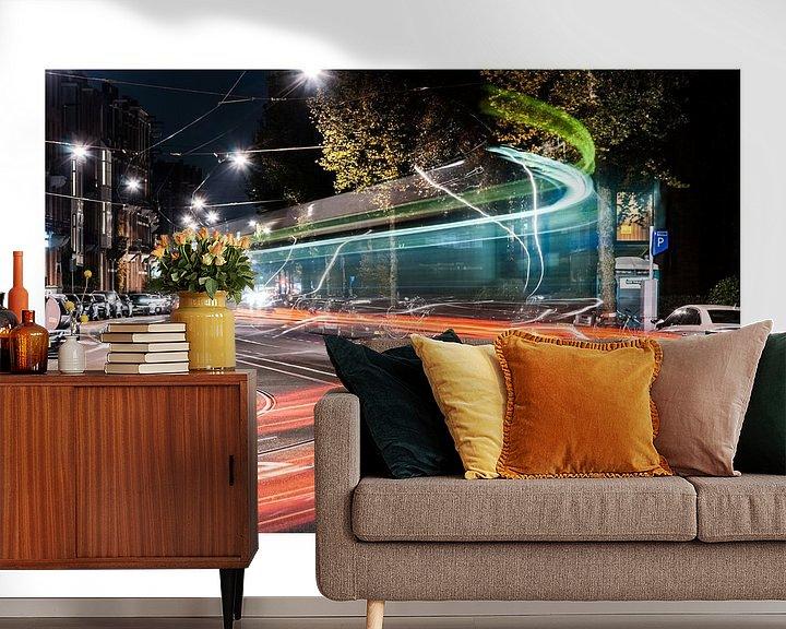 Impression: Tramway rapide sur koennemans