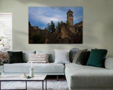 Abtei Notre-Dame d'Orval von Pieter van Dijken