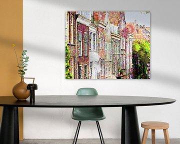 Delft van Nicole Habets