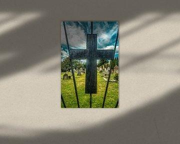 Friedhofseingang von Johnny Flash