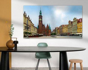 Wrocław, Polen von Adelheid Smitt