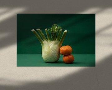 Fenouil au mandarin sur Lieke van Grinsven van Aarle