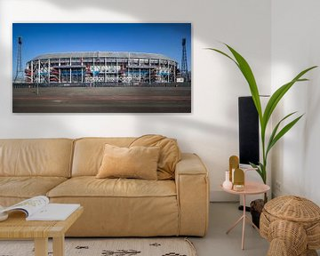 De Kuip | Stadion Feyenoord | Rotterdam - full color p