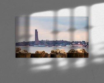 Marine-Ehrenmal Laboe von Dietmar Wolf