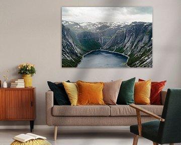De Ringedal vallei van Axel Weidner