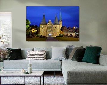Holstentor Lübeck von Patrick Lohmüller