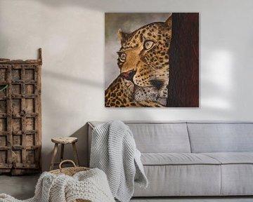 Leopard II von Russell Hinckley