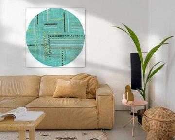 Serie RONDO - Durchgang von ART Eva Maria