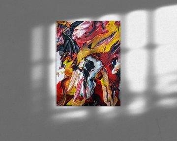 qabstrct 119 von Art Gallery Murtosa