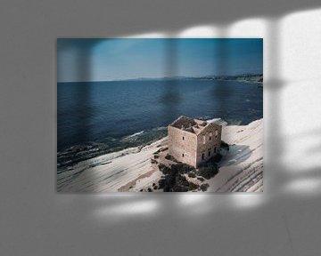 Punta Bianca, Sizilien von Ronnie Jilderda