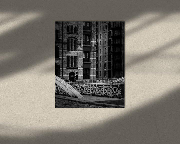 Impression: Hamburg Speicherstadt sur Mark Meijrink