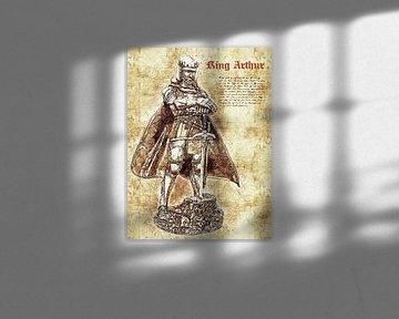 King Arthur von Printed Artings