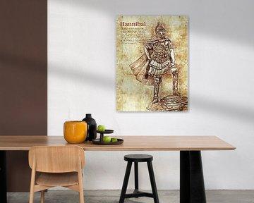 Hannibal von Printed Artings