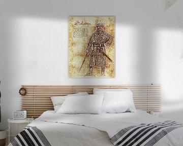 Saladin von Printed Artings
