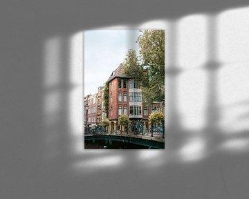 Ruhig Amsterdam von Manon Galama