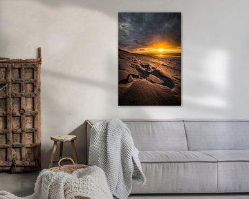 A stormy ending van Ard Jan Grimbergen