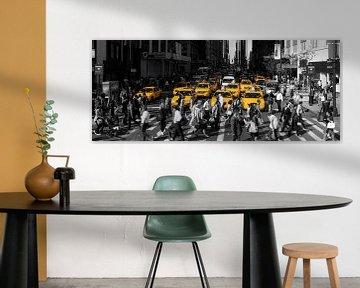 a day in New York City von Petra Vermunt