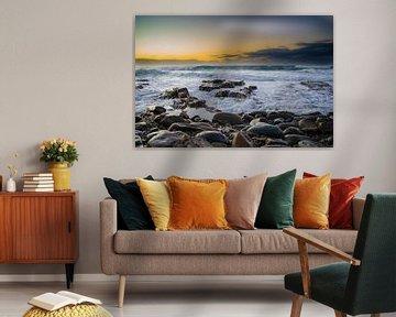 Blick aufs Meer von Roelinda Tip
