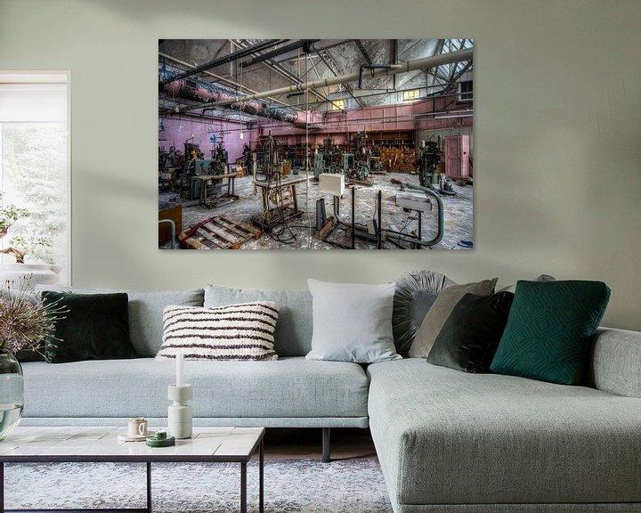 Beispiel: Sockenfabrik von michel van bijsterveld