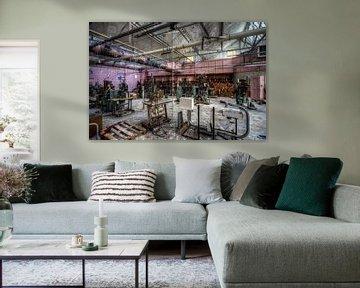 Sockenfabrik von michel van bijsterveld