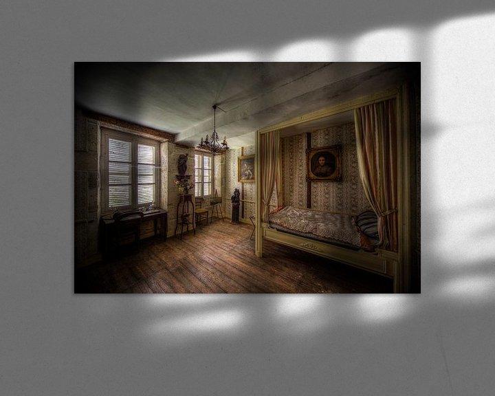 Beispiel: Schlafzimmer-Chateau von michel van bijsterveld