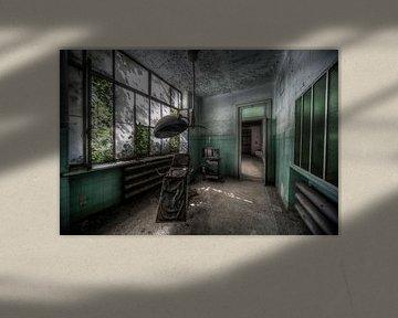 verlassenes Sanatorium von michel van bijsterveld