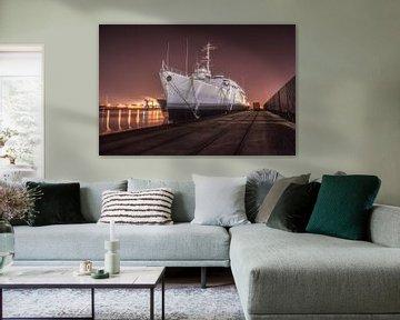 Verlaten schip van michel van bijsterveld