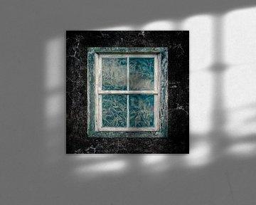 venster naar buiten van Alexander Dorn