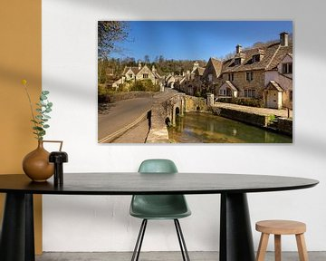 Schloss Combe, England
