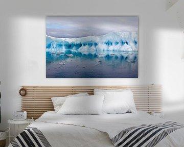 Antarctisch ijs van Angelika Stern