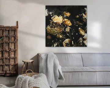 Launische Blumen von David Potter