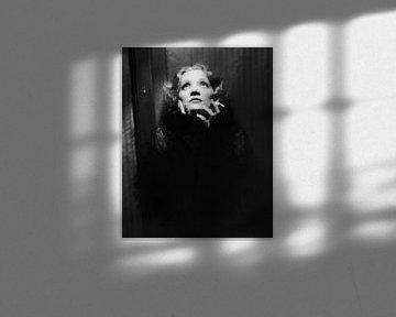 Marlene Dietrich, Shanghai Express, 1932 van Bridgeman Images