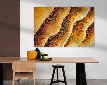 Bijen van Ed Peeters