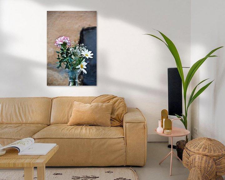 Sfeerimpressie: Bloemen op straat van Marieke van der Hoek-Vijfvinkel
