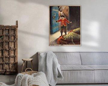 Aladdin en de Wonderful Lamp, Elizabeth Tyler