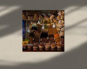 Colors of Marocco (solo, 9) von Rob van der Pijll