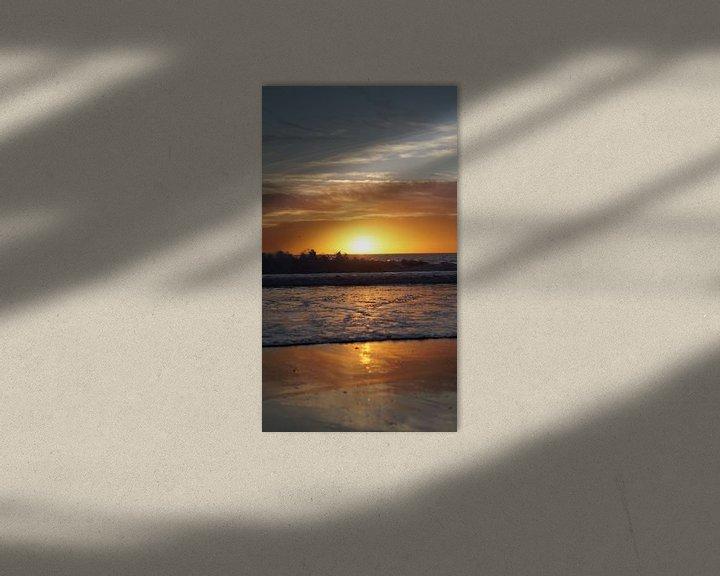 Beispiel: Sonnenuntergang, Los Angeles, Vereinigte Staaten von Joost Jongeneel