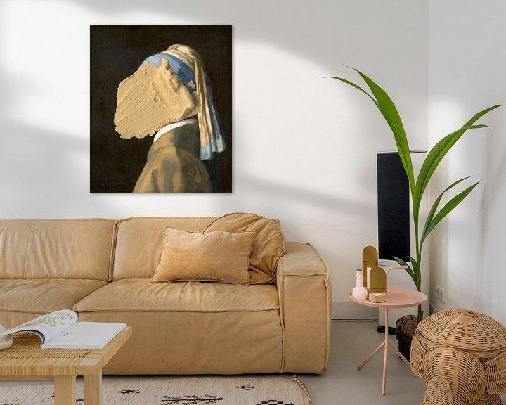 """Beispiel: Meisje met de Parel - The """"Well This is Messed Up"""" Edition von Marja van den Hurk"""