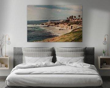 La Jolla Beach Californië
