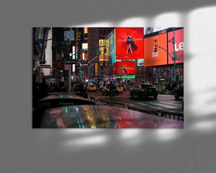 Beispiel: Times Square, New York City, Vereinigte Staaten von Joost Jongeneel
