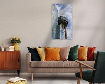 Reunion Tower, Dallas, Verenigde Staten van Joost Jongeneel